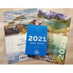 Kalendarz zrywany 2021 - Dobry Zasiew