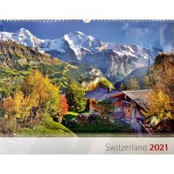 Kalendarz szwajcarski 2021