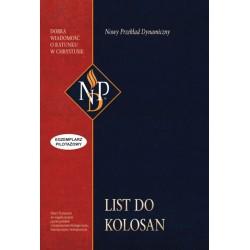 List do Kolosan. Nowy Przekład Dynamiczny