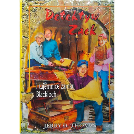Detektyw zack i tajemnica zamku Blackloch