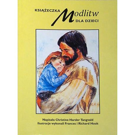 Książeczka modlitw dla dzieci