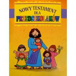 Nowy Testament dla przedszkolaków