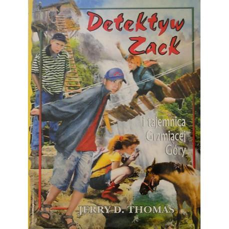 Detektyw Zack i tajemnica Grzmiącej Góry