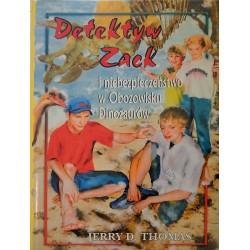 Detektyw Zack i niebezpieczeństwo w Obozowisku Dinozaurów