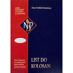 List do Kolosan