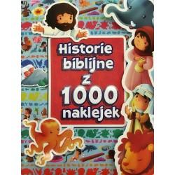 Historie biblijne z 1000 naklejek